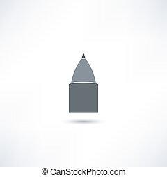 Ballpoint pen icon
