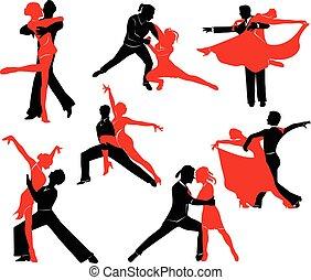 ballroom het dansen