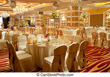 Ballroom, Western Restaurant
