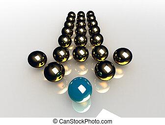 balls concept