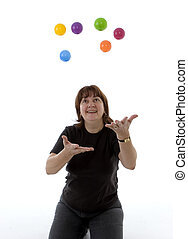 Balls in the air 2