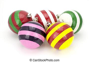 balls., modern, karácsony