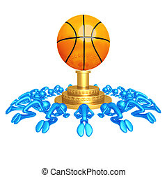 baloncesto, adoración