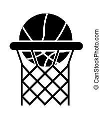 baloncesto, deporte