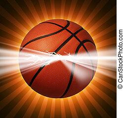 baloncesto, potencia