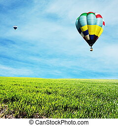 Baloon - air balloon