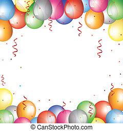 baloon, bordo