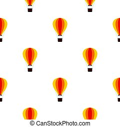 Baloon pattern flat - Baloon pattern seamless flat style for...