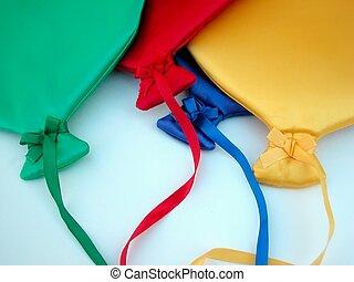 baloons - fabric ballons
