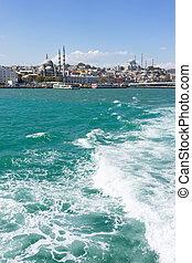 balsa, istambul, vista