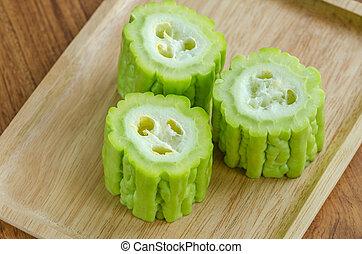 Balsam Pear or Bitter Cucumber