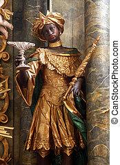 Balthazar, Biblical Magi