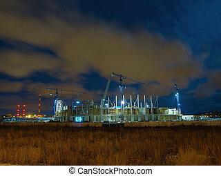 Baltic Arena Stadium