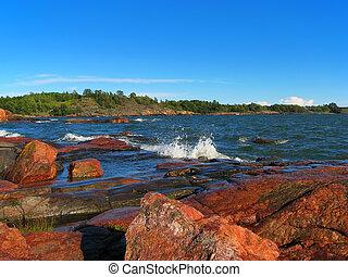 Baltic sea  - Baltic sea