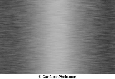 baluginante, metallo spazzolato, struttura, fondo