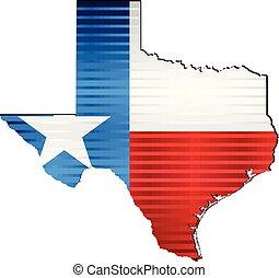 baluginante, programma texas, grunge