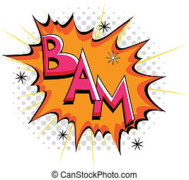 Bam - Comic Expression