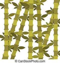 Su vettore appiccicare sopra fondo chiudere bamb for Pianta bambu prezzo