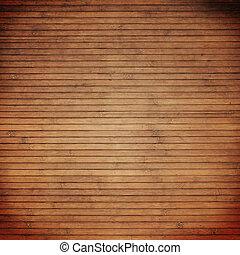 bambú, tablillas