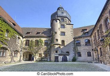 Bamberg Castle, Germany