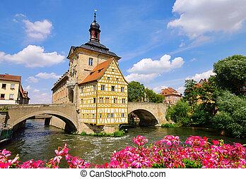 Bamberg townhall
