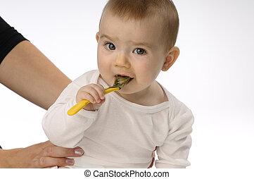 bambino, alimentazione