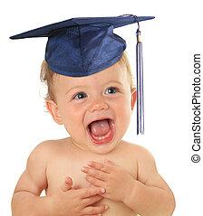 bambino, laureato