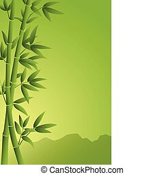 bamboe, achtergrond
