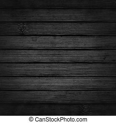bamboo background - black wooden slats background