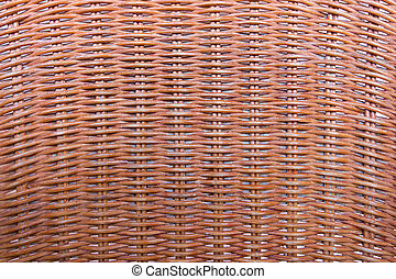 Bamboo basketry background
