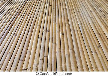 bamboo floor background