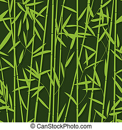 Bamboo pattern seamless