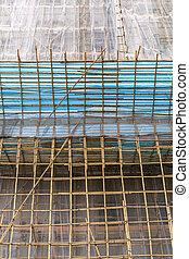 Bamboo Scaffolding Net
