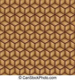 Bamboo Wood Texture Pattern Seamless