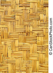 bamboo wood texture wall