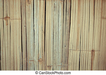 Bamboo wooden texture background