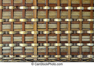 Bamboo Wooven Texture