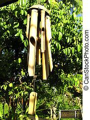 carillons bambou vent. Black Bedroom Furniture Sets. Home Design Ideas