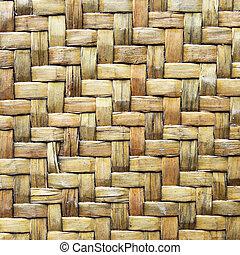 bambu, madeira, handwork, textura