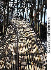 bambu, passagem