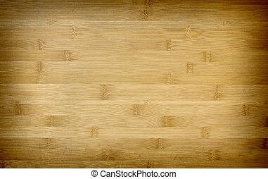 bambu, ved, grunge, struktur