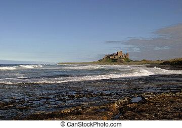 Bamburgh Castle III