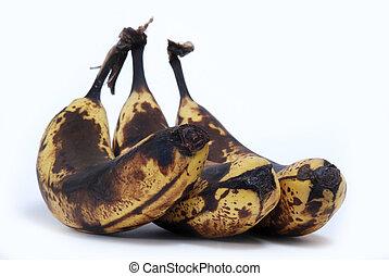 banánok, érett