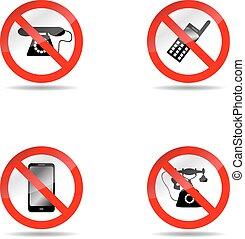 Ban phone set