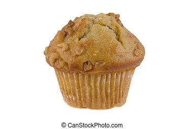 banaan, muffin