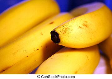 Banana background 1