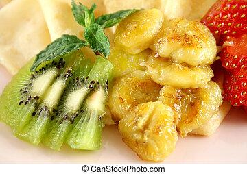 Banana Crepes 6