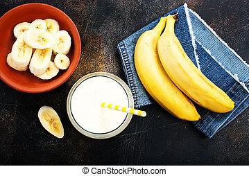 banana drink