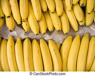 Bananas in a box