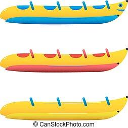 banane, bateau
